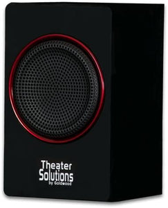 Theater Solutions by Gold wood Bluetooth 2.1 Speaker System