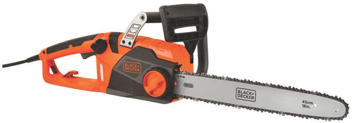 Electric Chainsaw, 18-Inch, 15-Amp, Includes a 18 Oregon low-kickback bar..