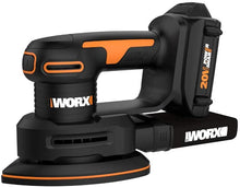 20V Power Share Cordless Detail Sander, Charger & Battery Included.