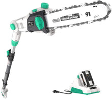 40V Cordless Pole Saw 10 inches with 2.5AH Battery and Charger..