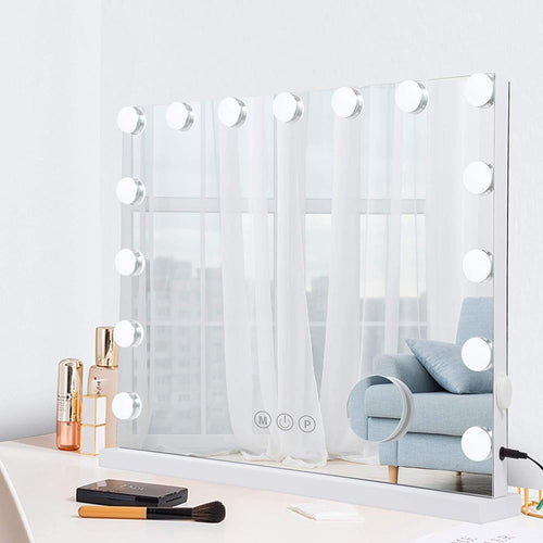 Vanity Mirror with Lights, BWLLNI Large Hollywood