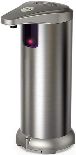 Nozama Automatic Soap Dispenser Equipped with Stainless Steel