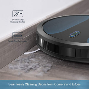 Robot Vacuum Cleaner, Fully Upgraded.