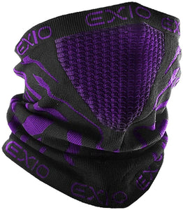 Windproof Winter Seamless High Performance Face Mask Balaclava Headwrap Bandana Motorcycle Neck Gaiter