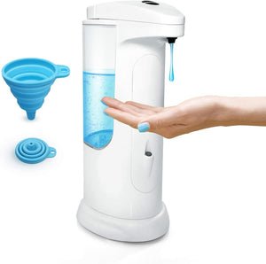 Hands Free Automatic Soap Dispenser–【2021 Last Version】 Liquid Hand Soap