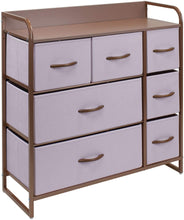 Sorbus Dresser with 7 Drawers - Furniture Storage Chest for Kid's, Teens, Bedroom, Nursery, Playroom