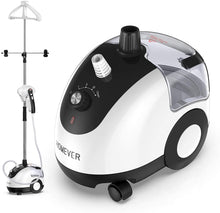 Homever Steamer for Clothes, Garment Steamer 25s Fast Heating with Auto