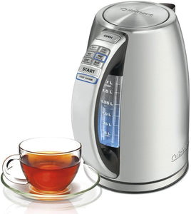 Stainless Steel Cordless Electric kettle, 1.7 L, Silver