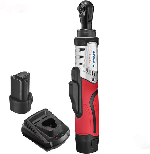 Ratchet Wrench Li-Ion 12V Cordless,  2 Battery & Charger Included.