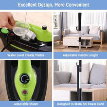 Detachable Steamer Mop for Hardwood and Laminate Floors
