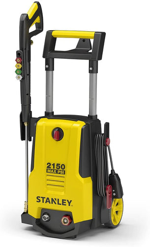 Electric Pressure Washer with Spray Gun, Quick Connect Nozzles Foam Cannon