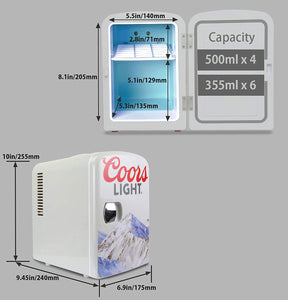 Portable Mini Fridge Thermoelectric Cooler
