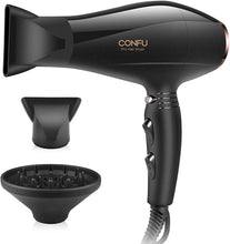 Blow Dryer, Suitable for Men and Women, Thin, Thick, Curly and Straight Hair