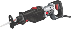 Reciprocating Saw, 8.5-Amp with Orbital Action, Corded Electric, 12.25 Pounds.