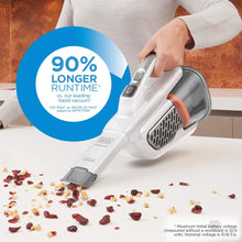 One Touch Easy Empty Powerful Suction Dustbuster Handheld Cordless Vacuum