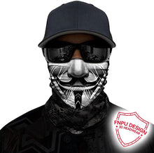 Polyester Microfiber UV Protected 3D Headwear Multiscarf Bandana Motorcycle Face Mask Neck Gaiter Shield