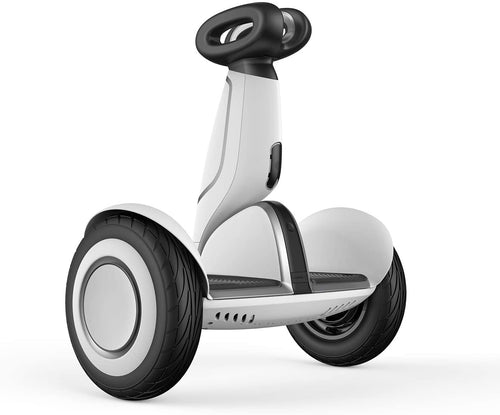 Smart Self-Balancing Electric Segway with Remote Control and Auto-Following Mode