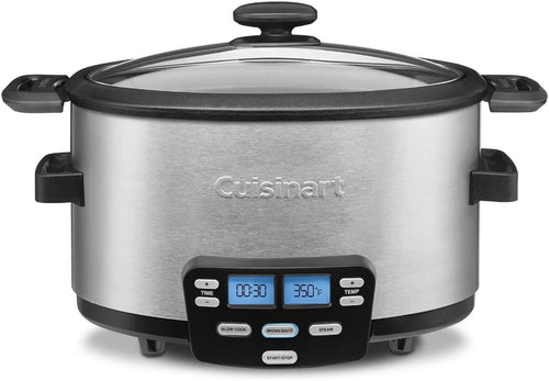 Cuisinart MSC-800 Cook Central 4-in-1 Multi-Cooker, 6Qt / SILVER