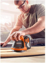 Cordless Random Orbit Sander (Tool-Only, Battery and Charger NOT Included)