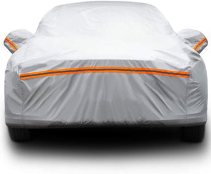 Car Cover for SUV Universal UV Protection SUV Covers Windproof.