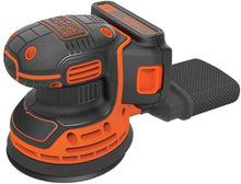 20V MAX Random Orbit Sander with Battery and Charger.