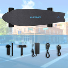 7 Layers Maple E Skateboard with Wireless Remote Control(US Stock)