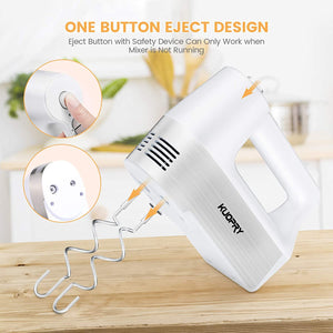 Kouprey Hand Mixer Electric, Handheld Kitchen Mixers