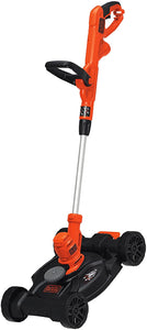 Electric Lawn Mower Corded Electric, 13 Pounds.