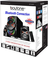 2.1 Bluetooth Powerful Home Audio Speaker System