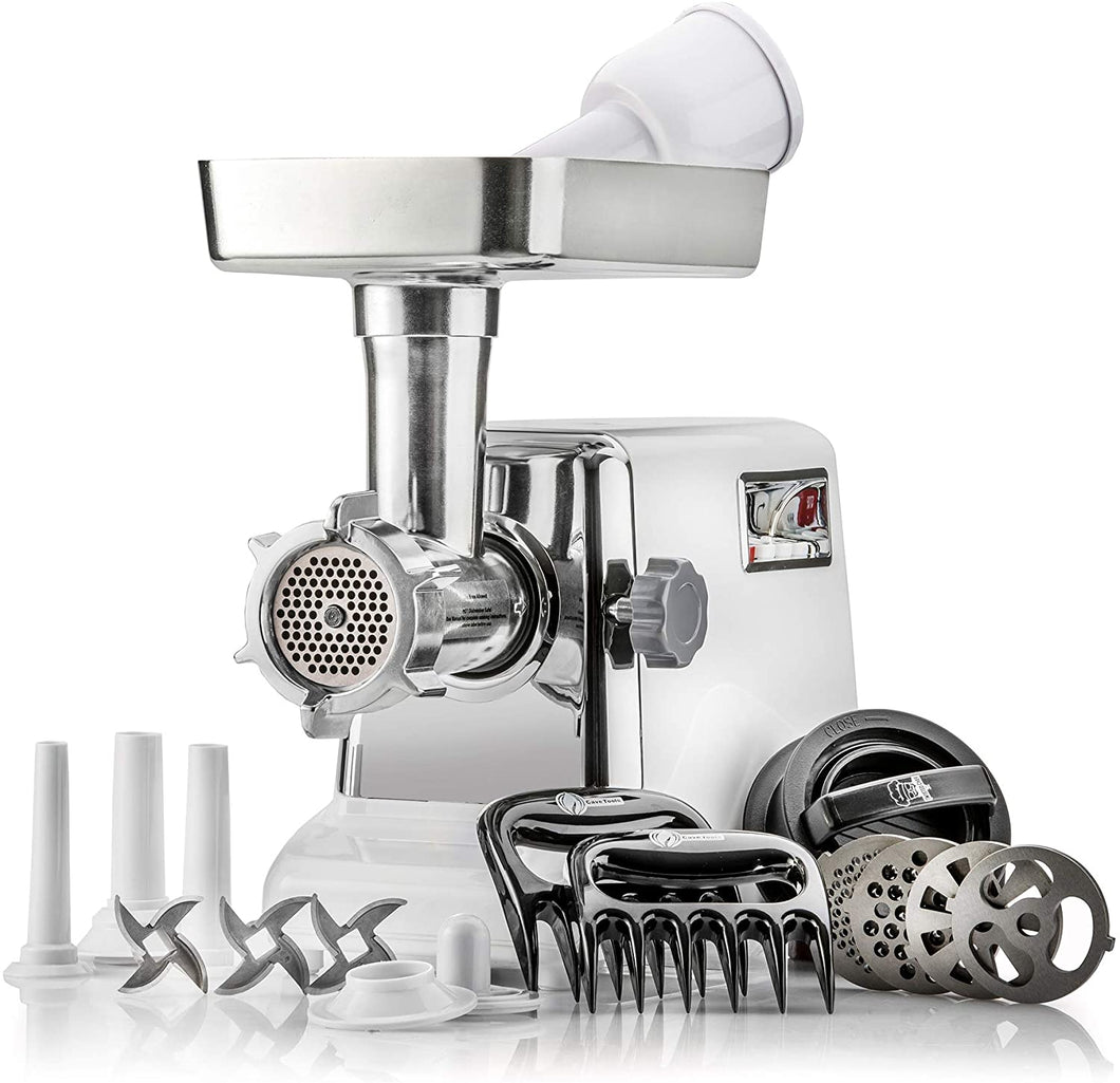 The Powerful STX Turboforce Classic 3000 Series Electric Meat Grinder
