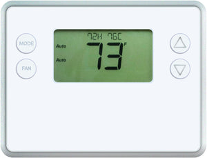 Go Control Z-Wave Battery-Powered Smart Thermostat.