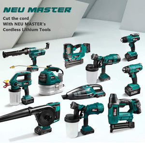Cordless Brad Nailer, or Upholstery, Carpentry and Woodworking Projects.