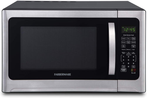 Farber ware Professional FMO12AHTBKE 1.2 Cu. Ft. 1100-Watt Microwave Oven