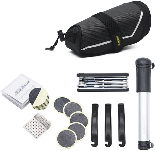 Bicycle Repair Bag Set Bike Repair Tools 7 in 1 Kits Bike