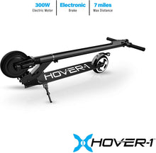 Hover-1 Rally Folding Electric Scooter, Black, One Size