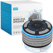 Bluetooth Shower Speaker by Johns Avenue - Newest Version 5.0