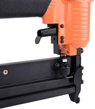 18 Gauge 2 in 1 Pneumatic Brad Nailer and Stapler with Carrying Case.