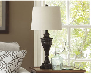 Table Lamp - Traditional - Bronze (Pack of 2).