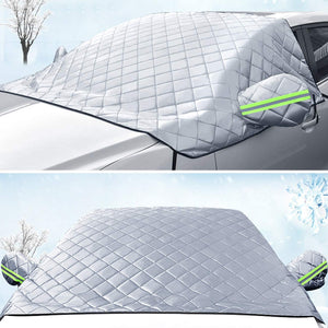 helloleiboo Car Windshield Snow Cover