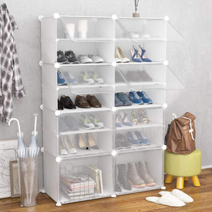Ideal Shoe Rack for Shoes, Boots, Slippers