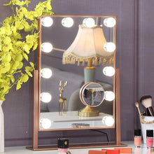 Hansong Large Hollywood Makeup Vanity Mirror with Lights,Plug in Light-up