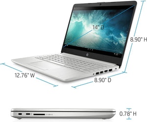 "HP 14-fq0032ms Laptop for Business and Student, 14"" LED Touchscreen"