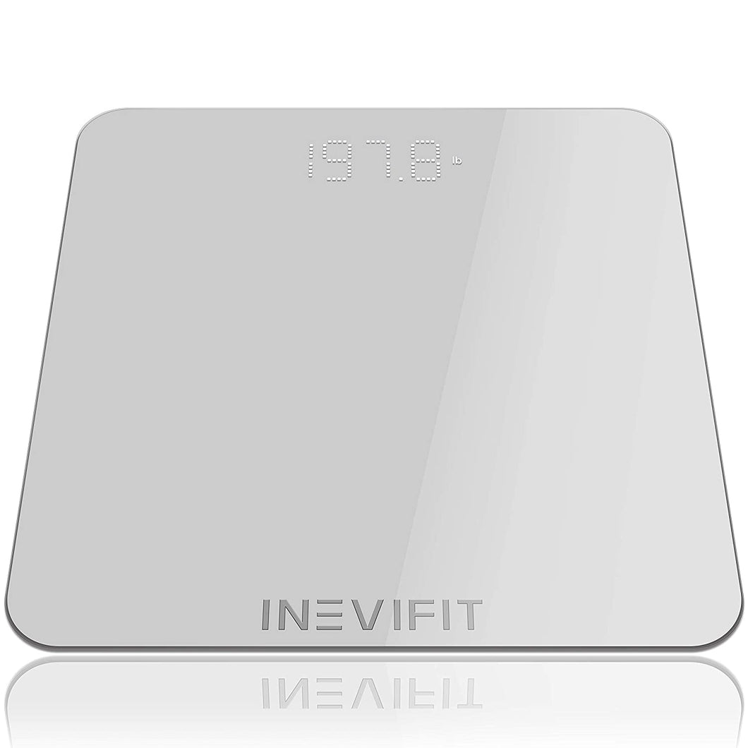 INEVIFIT Bathroom Scale, Highly Accurate Digital Bathroom Body Scale