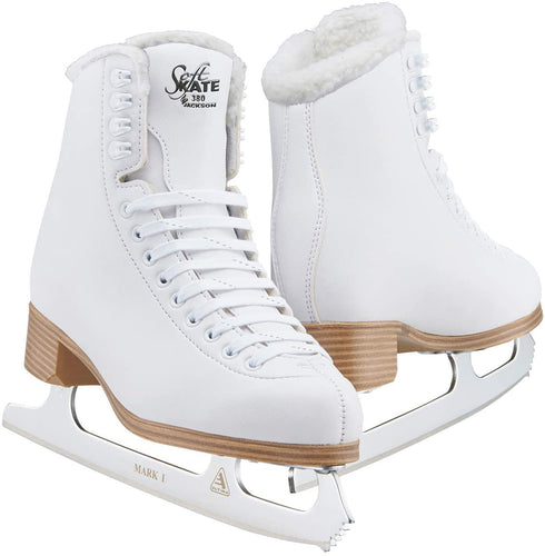 Jackson Classic SoftSkate 380 Womens/Girls Ice Figure Skates/