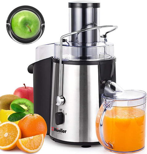 Ultra Powerful Anti-drip Juicing Machine w/Wide 3