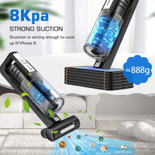 Lightweight with Filter Quick Charge Wet/Dry Cordless Handheld Vacuum Cleaner