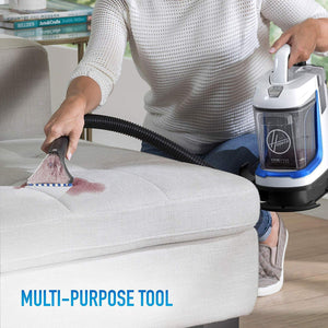 Hoover BH12010 Carpet and Upholstery Spot Cleaner w/Optional Cleaning Solutions