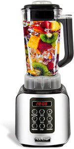 Digital Electric Kitchen Countertop Blender - Professional 1.7 Liter Capacity