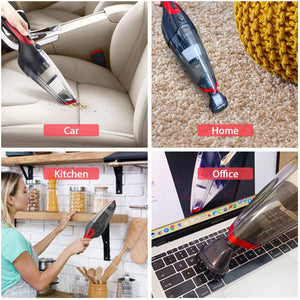Powerful Suction Quick Charging Multifunctional Portable Handheld Cordless Vaccum.