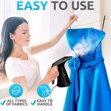 Garment Portable Steamer Clothing, Mini Travel Fabric Steam Iron Wrinkle